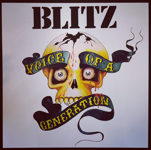 Blitz, Voice of a Generation, LP