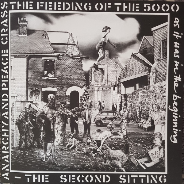 Crass, The Feeding of the 5000 (The Second Sitting), LP