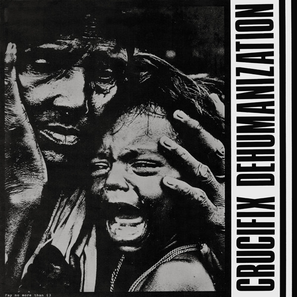 Crucifix, Dehumanization, LP
