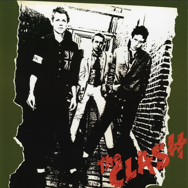 The Clash ‎– The Clash LP