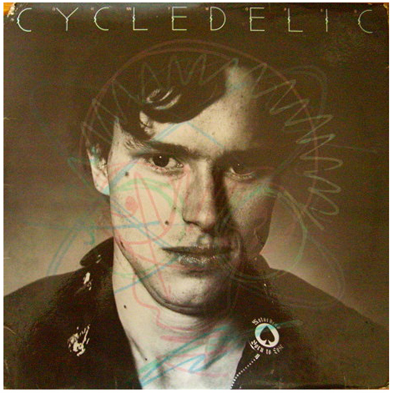 Johnny Moped, Cycledelic LP