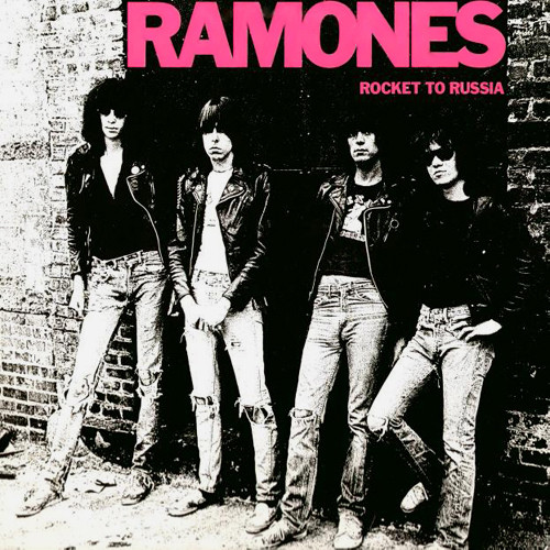Ramones, Rocket to Russia, Lp