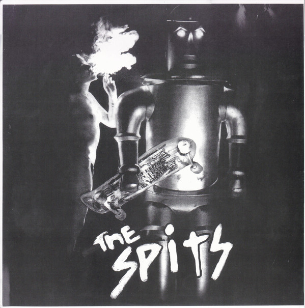 The Spits, The Spits, LP