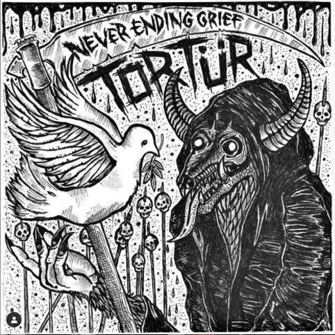 Tortür, Never Ending Grief, LP