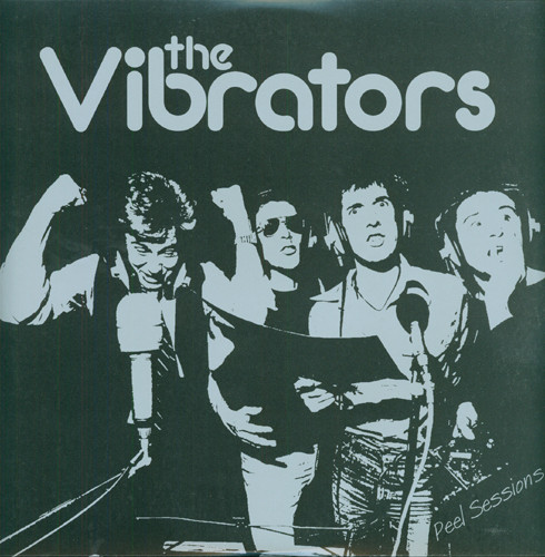 Vibrators, Peel Sessions, LP