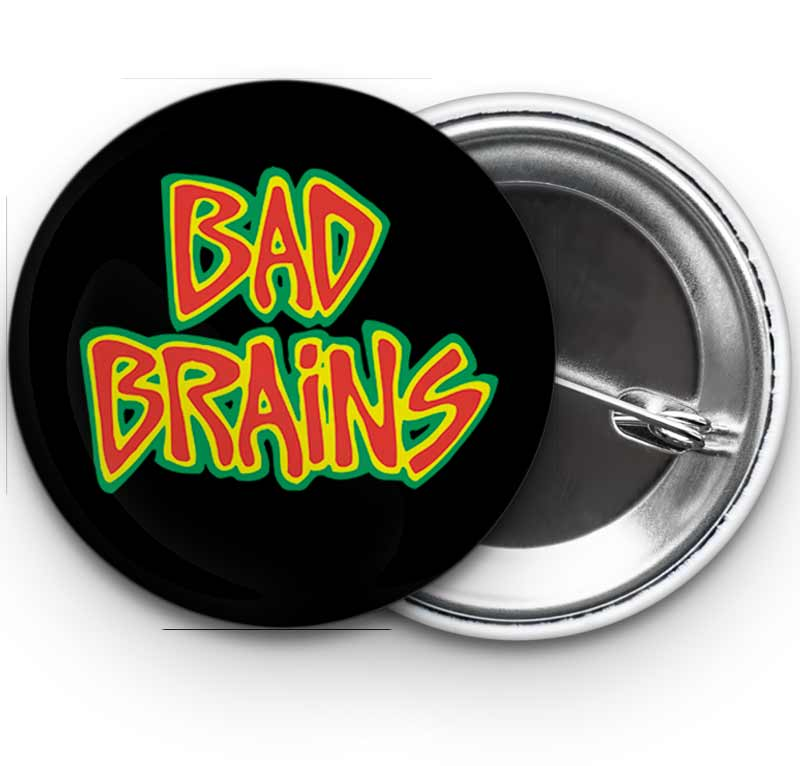 Chapa Bad Brains Logo